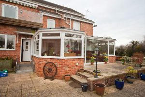 p shaped conservatory lymington