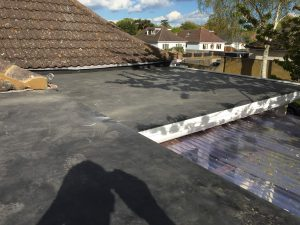 lymington solid roof