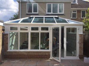 conservatory lymington