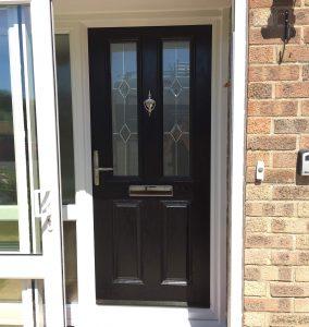 lymington front door