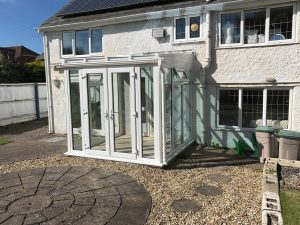 lean to conservatory lymington