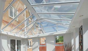 conservatory livin roof lymington
