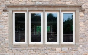 aluminium windows smart lymington