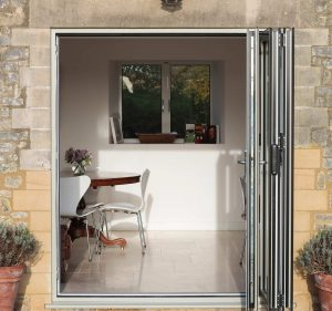 aluminium bi fold door Prices