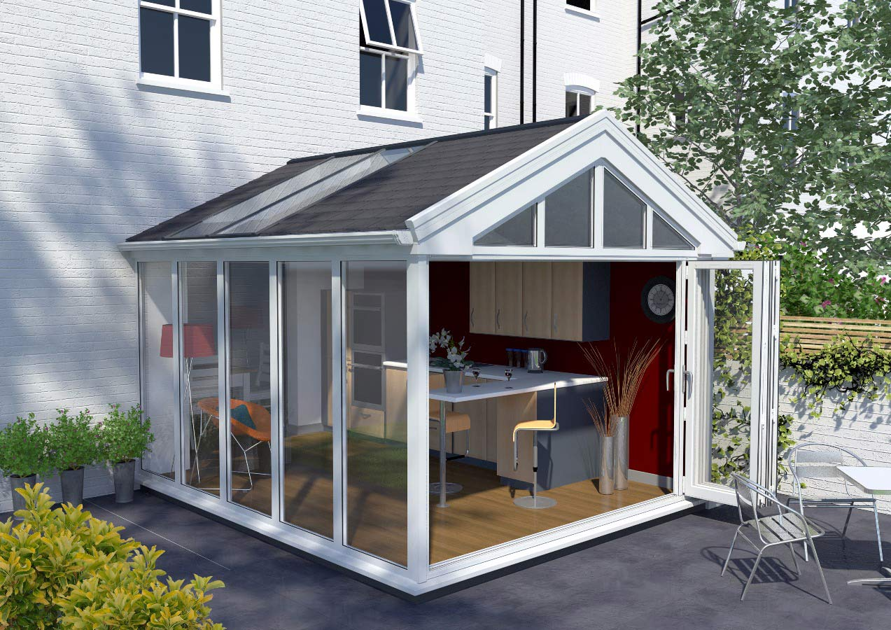 Gable End Conservatories Lymington Gable End
