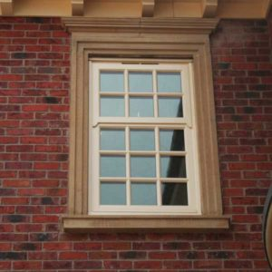 hardwood windows Lymington New Forest