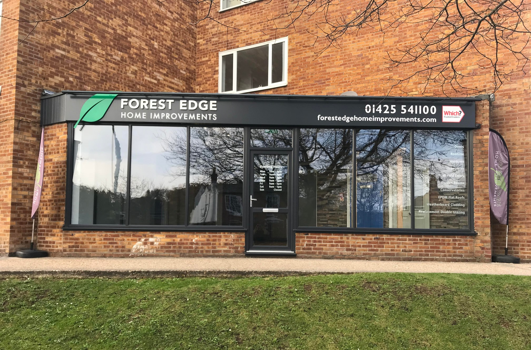 forest edge home improvements shop
