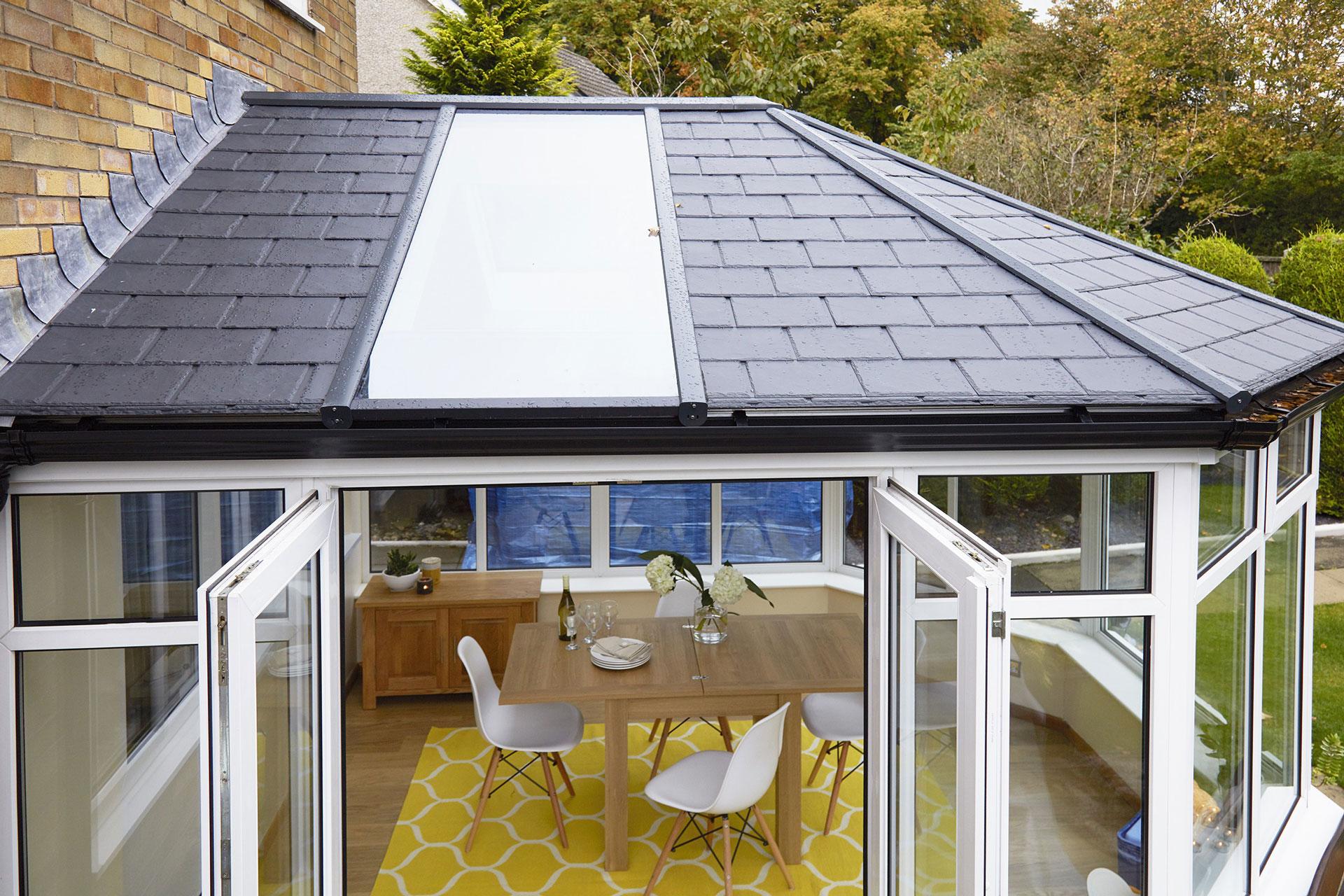 conservatory roof lymington