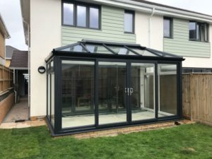 double glazing in lymington