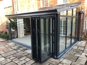 bi-fold doors lymington