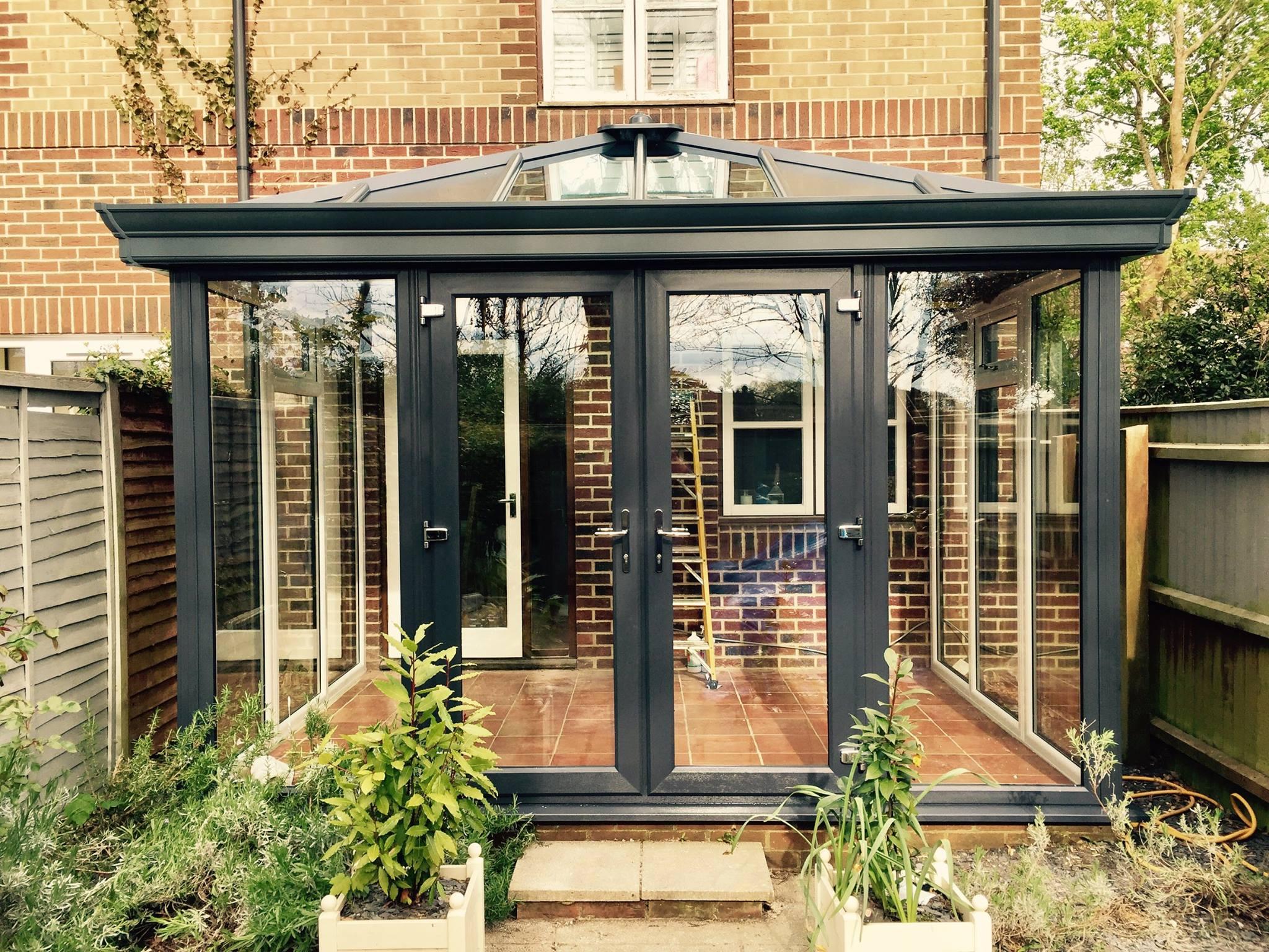 double glazing lymington