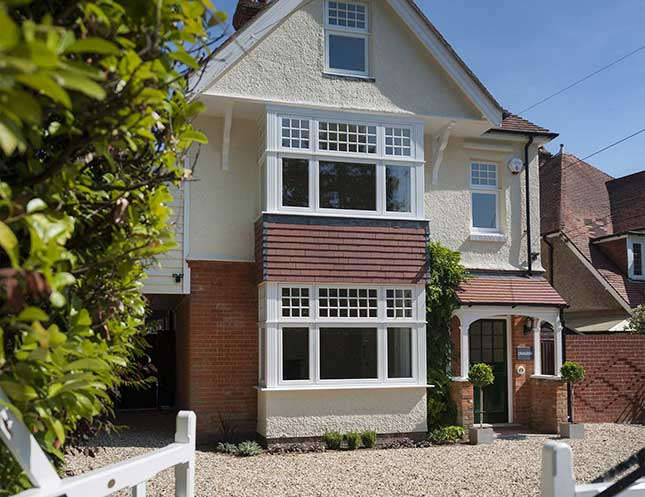 double glazing residence 9 lymington